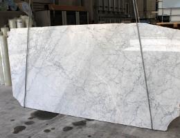 Bianco Carrara Slabs DS.186221 (Sold)