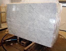 Bianco Carrara Slabs (Sold)