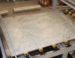 Bianco Carrara Slabs (Sold)
