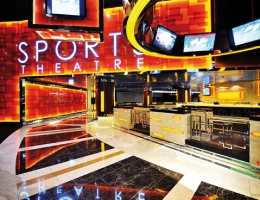 A Sports Theatre in Sydney 1